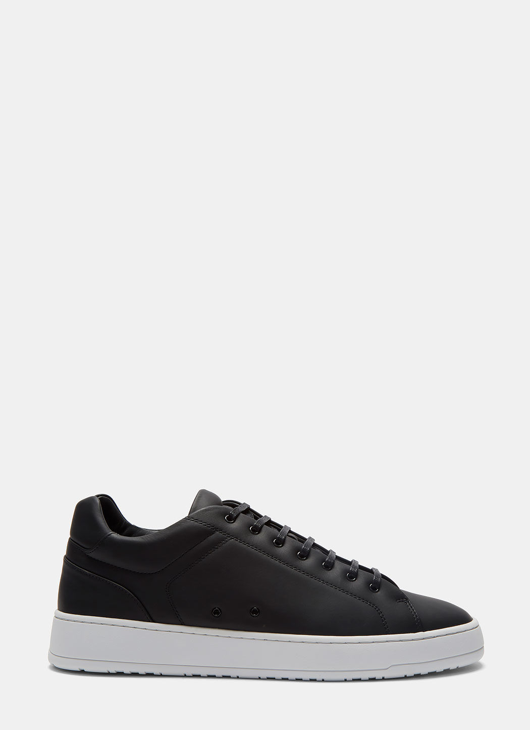 ETQ. Men'S Low 4 Sneakers In Black