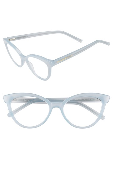 6ffb4aa5682 Kate Spade  Danna  52Mm Cat Eye Reading Glasses In Milky Mint