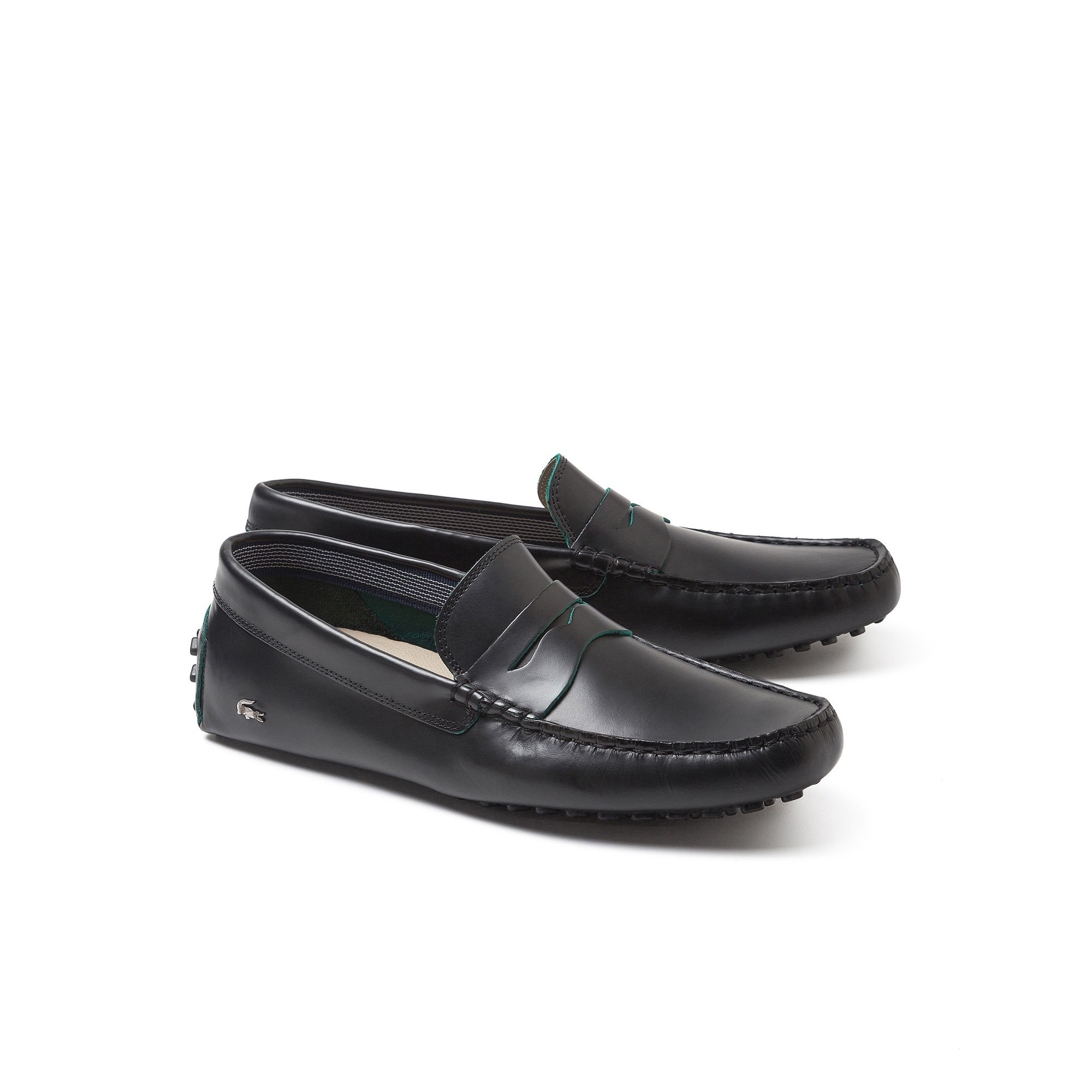 a2660f335 LACOSTE Men S Concours Loafers - Black