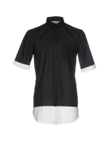 ALEXANDRE PLOKHOV Patterned Shirt in Black