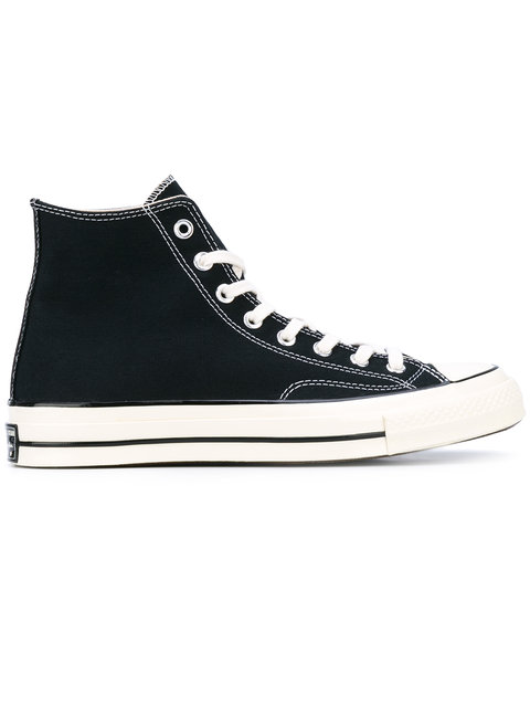 Chuck Taylor All Star Canvas Sneakers - Black Size 6