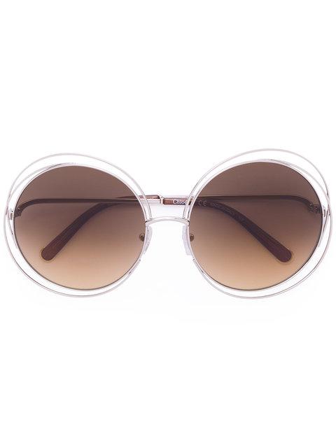 Carlina Sunglasses in Yellow