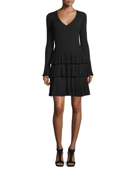 Diane Von Furstenberg Woman Striped Seersucker Mini Dress Yellow Size 10 Diane Von Fürstenberg Buy Cheap Choice Q5mB1