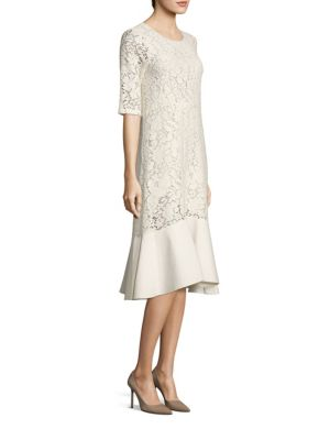 Chloé Short Sleeve Midi Dress Pre Order For Sale Cheap Sale Inexpensive Buy Cheap Official A5QatTjt