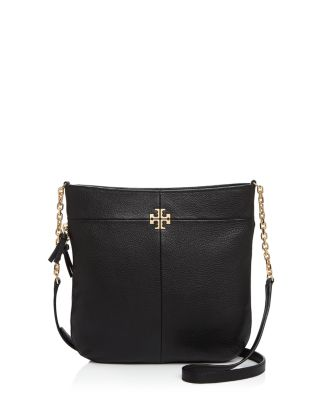 377f72f43cf7 TORY BURCH Ivy Leather Convertible Shoulder Bag