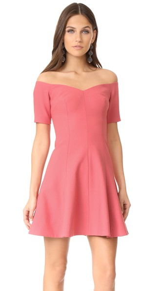 Buy Cheap Sneakernews Ara Dress in Rose Cinq à Sept Discount Official Site For Sale Cheap Online Outlet Hot Sale tZXGXT