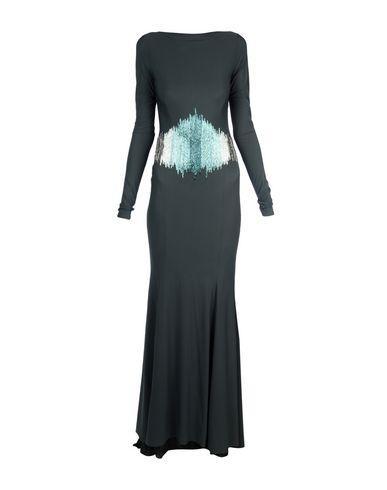 FRANCESCA PICCINI Long Dress in Steel Grey