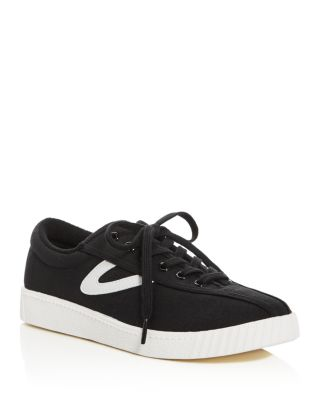 Women'S Nylite Plus Casual Sneakers From Finish Line in Black/Black/White