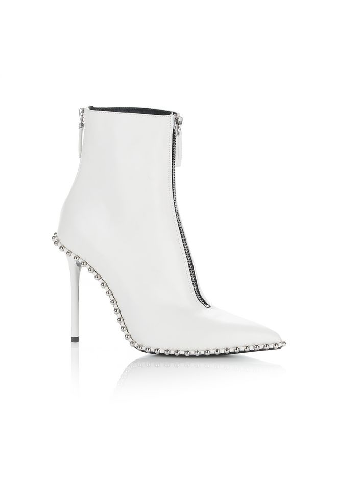 Alexander Wang Embellished Pointed-Toe Ankle Boots Sale Best Wholesale 2018 Unisex Online Buy Cheap Official PvbU9D