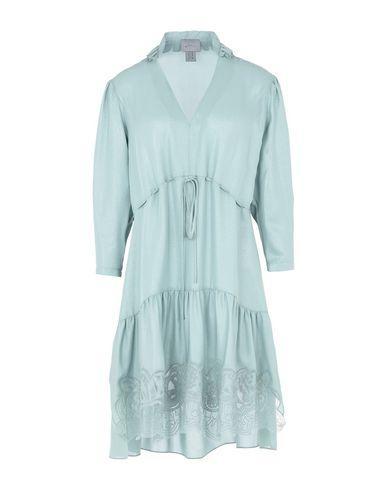 MAIYET Shirt Dress in Light Green