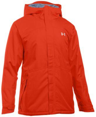 UNDER ARMOUR Men'S Coldgear® Infrared Jacket in Dark Orange