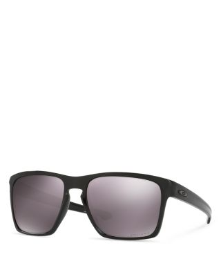 Polarized Mainlink Prizm Black Iridium Sunglasses, Oo9264 57, Polished Black