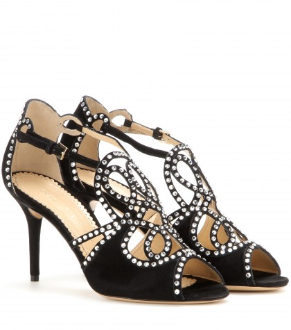 Charlotte Olympia 'Lotte' sandals Cheap Price Cost Free Shipping 2018 New Sale Order Buy Cheap Best Seller bHoAFcG6h