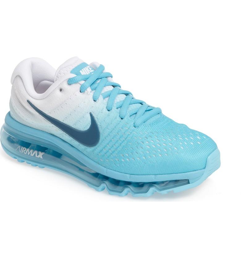 Mujeres Nike Air Max 2012 Running Legion Zapato Polarizado Azul  Legion Running Azul c634db