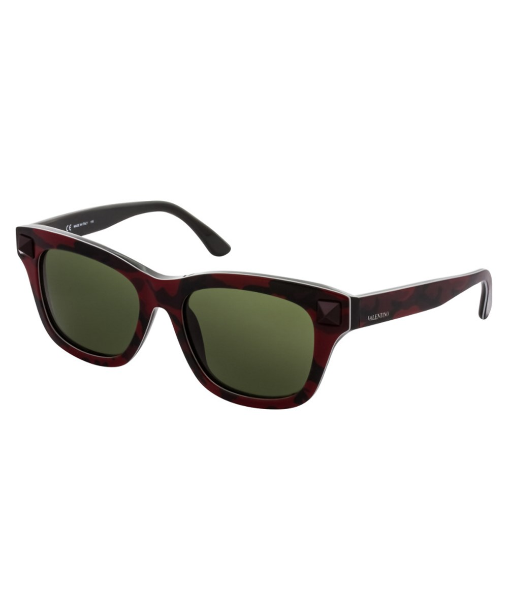 VALENTINO Women'S V670Sc Sunglasses' in Red