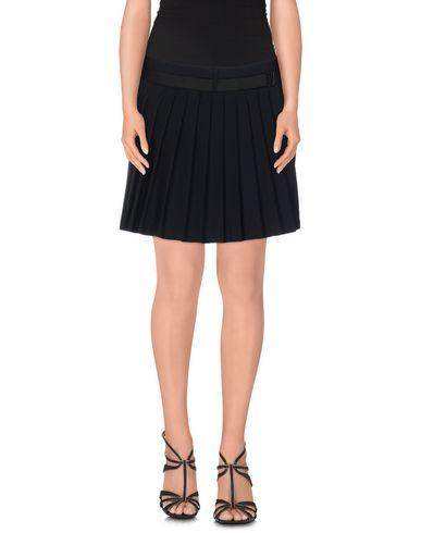 TIM COPPENS Mini Skirt in Dark Blue