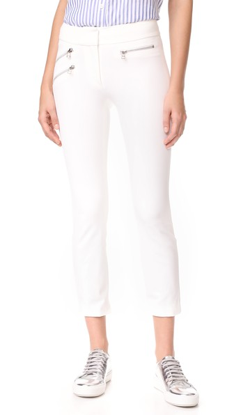 Roxy Ankle Length Pants in White
