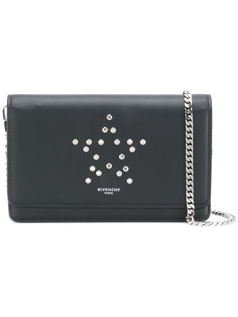 Pandora Chain Wallet, Black