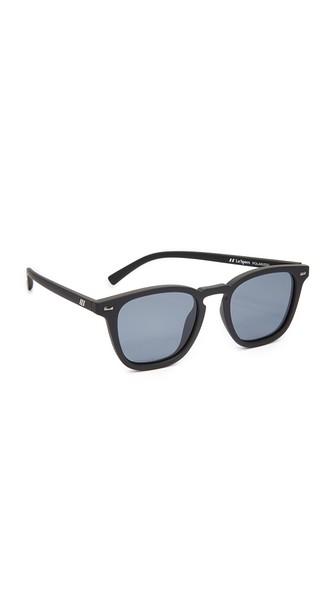 Le Specs No Biggie Lsp1702056 , Noir , Square