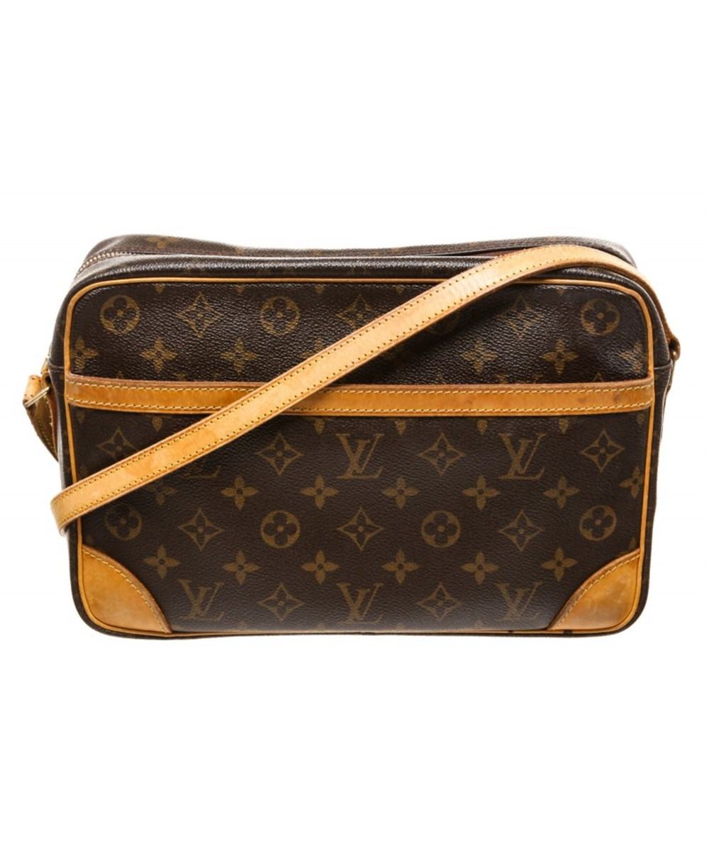 Louis Vuitton Pre-owned - Trocadéro leather handbag ufY4CcfXmT