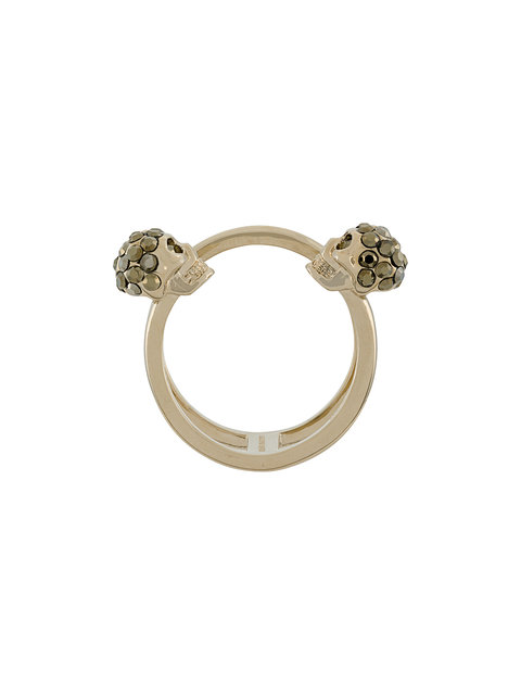 Alexander Mcqueen Skull Ring - Unavailable, 7285