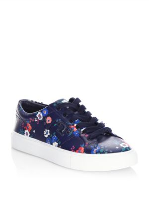 buy cheap footlocker finishline Tory Burch Printed Low-Top Sneakers genuine cheap price discount the cheapest factory outlet sale online C7a2C