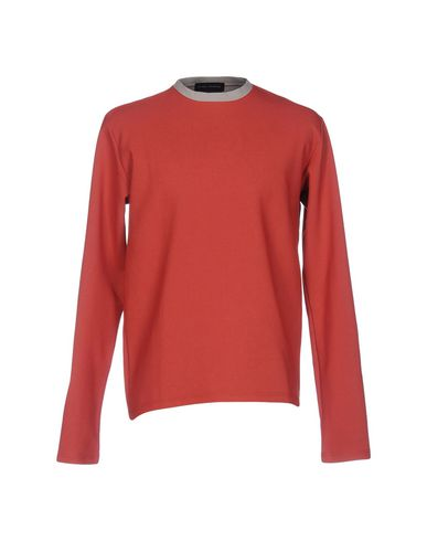 ANDREA INCONTRI Sweatshirt in Rust