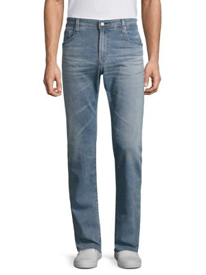 AG Matchbox Slim Fit Jeans In 20 Years Jump Cut