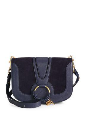 Hana medium crossbody bag - Black See By Chloé Ylv7O0fh6