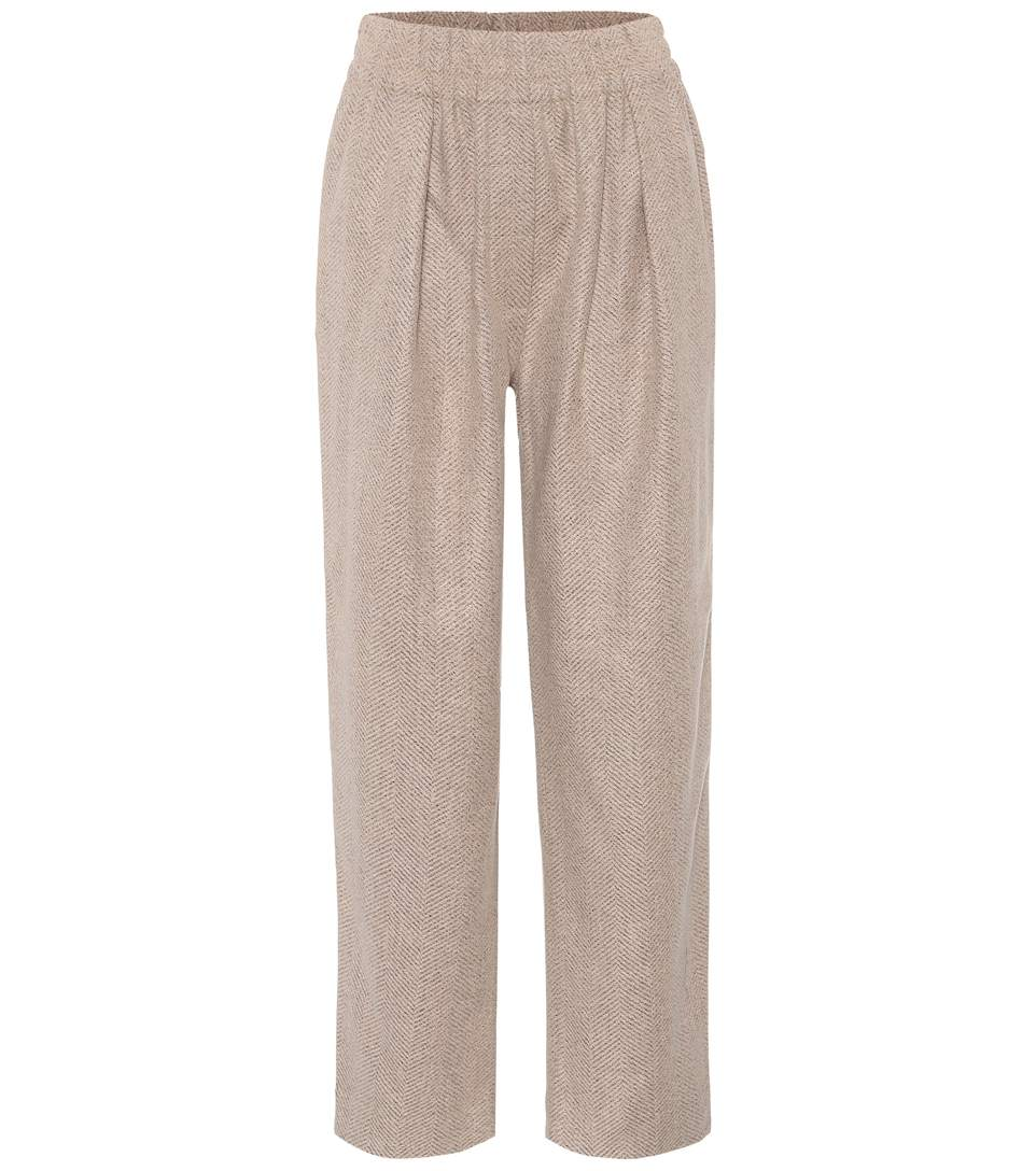 Tirza wool-blend trousers Acne Studios 9FZxj