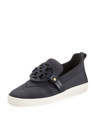 Tory Burch Neoprene Slip-On Sneakers