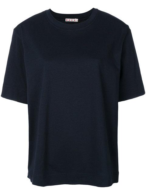 Marni Shortsleeve T-Shirt - Blue