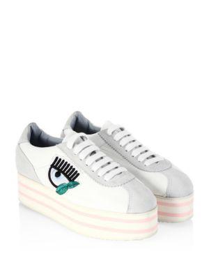 Damenschuhe Turnschuhe Damen Wildleder Schuhe Sneakers in White
