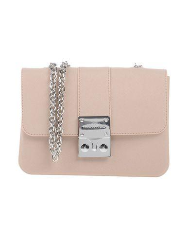DESIGNINVERSO Cross-Body Bags in Beige