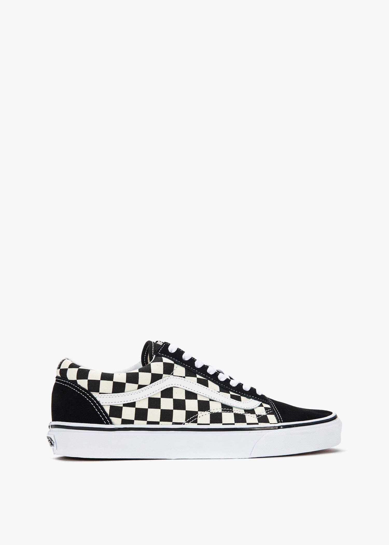 Old Skool 36Dx Checked Anaheim Factory Sneakers, (Primary Check) Black/White