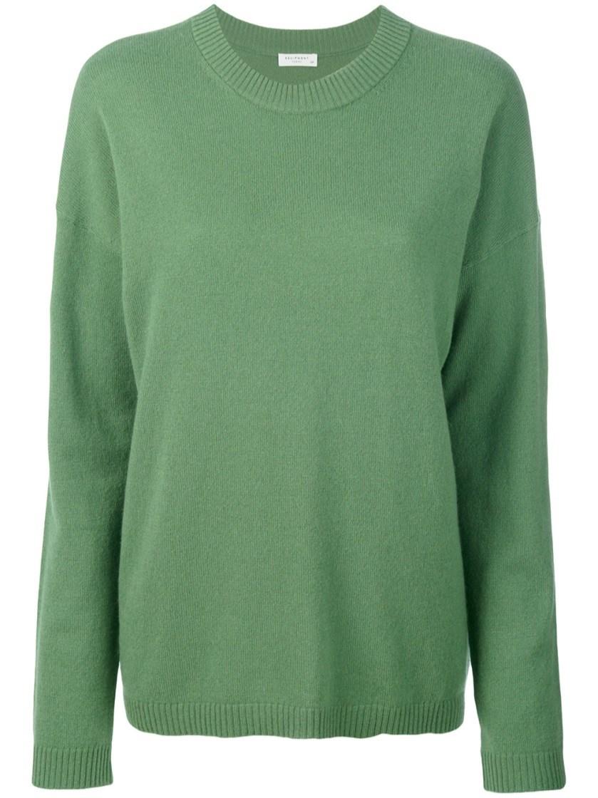 'bryce' de Suéter Suéter verde cashmere de PqFPwCz