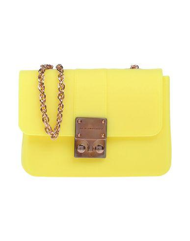 DESIGNINVERSO Cross-Body Bags in Yellow