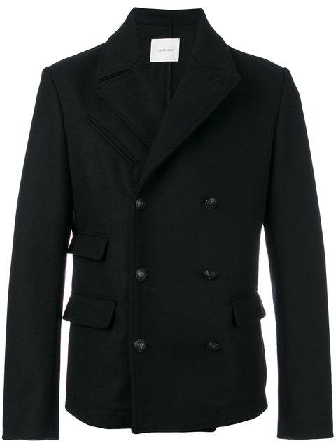 PIERRE BALMAIN Pierre Balmain Military Jacket - Black