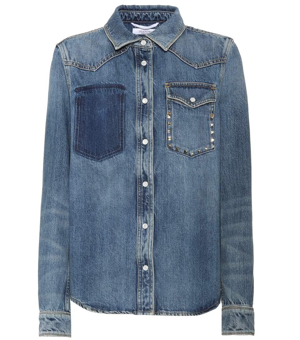 Denim Jacket, Blue