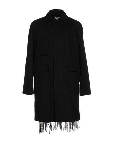 ROUNDEL LONDON Full-Length Jacket in Black