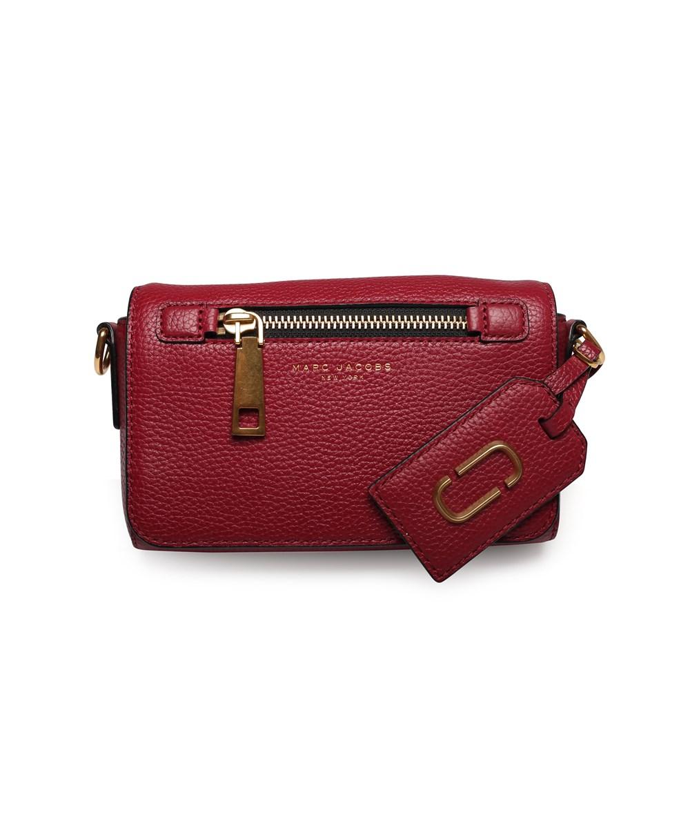 b99dbd439409 MARC JACOBS Women¿S ¿Gotham City¿ Cross Body Handbag Merlot