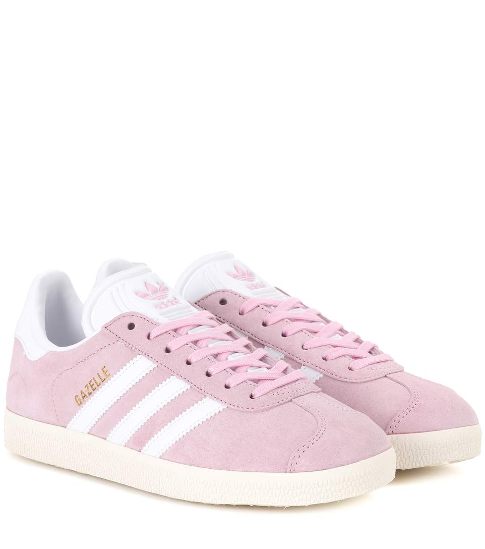 Suede Pink Gazelle Sneakers Originals ピン Adidas Og In cjSA34R5Lq