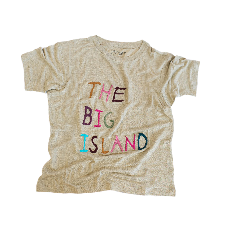 BANNER DAY The Big Island, Khaki