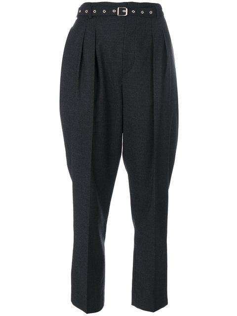 IRO - High Waisted Cropped Pants