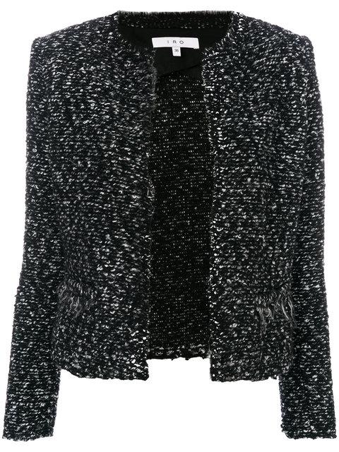 IRO Classic Tweed Jacket