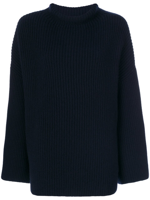 THE ROW Roll Neck Jumper