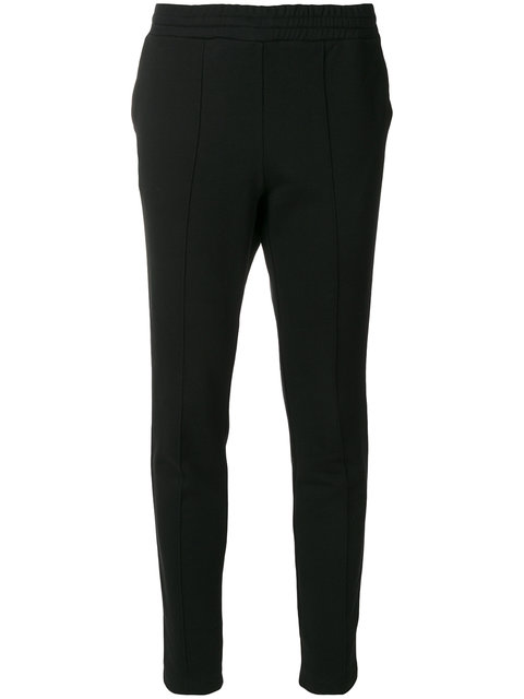 ALEXANDER WANG Cropped Slim-Fit Trousers