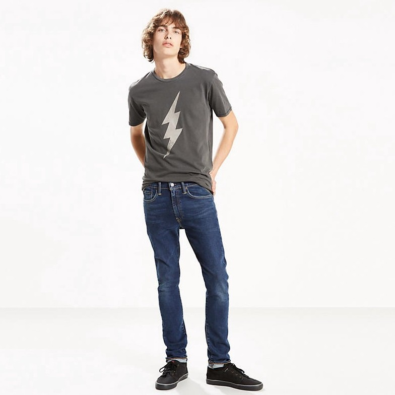 LEVI'S 519™ Extreme Skinny Jeans - Gritt