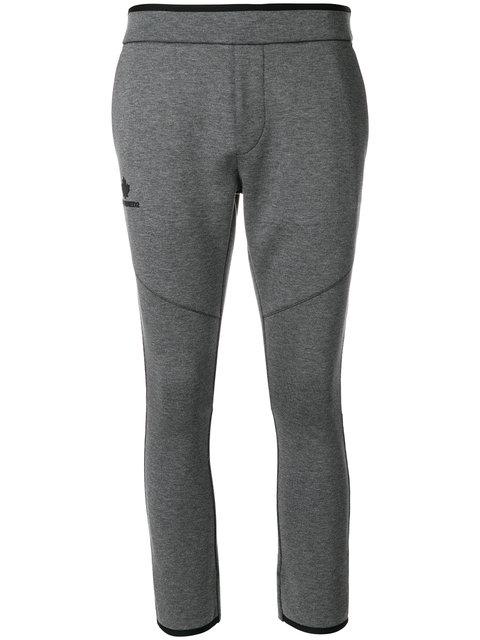 DSQUARED2 Smart Slim Track Trousers