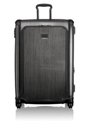 Tegra-Lite Max Black Graphite Medium-Trip Expandable Packing Case Luggage, Black-Grey